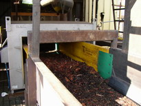 belt conveyor: hog in feed 3a